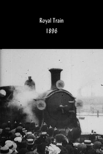 Royal Train - Poster / Capa / Cartaz - Oficial 1