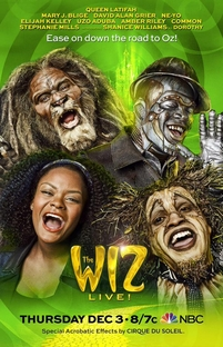O Mágico De Oz: Ao Vivo! - Poster / Capa / Cartaz - Oficial 1