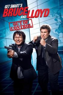 Agente 86: Bruce e Lloyd - Fora de Controle - Poster / Capa / Cartaz - Oficial 2