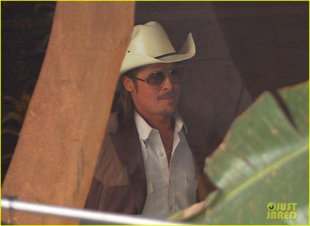 The Counselor | Primeira imagem de Brad Pitt no novo filme de Ridley Scott