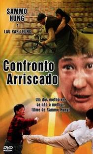 Confronto Arriscado - Poster / Capa / Cartaz - Oficial 2