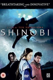 Shinobi: A Batalha - Poster / Capa / Cartaz - Oficial 2