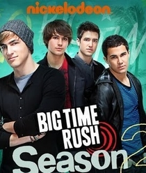 Big Time Rush - 2ª Temporada - Poster / Capa / Cartaz - Oficial 1