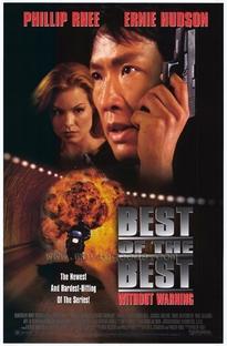 Best of the Best 4: Sem Aviso - Poster / Capa / Cartaz - Oficial 1