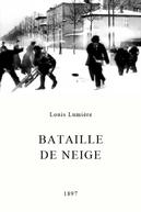 Batalha de bolas de neve (Bataille de boules de neige)