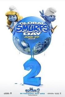 Os Smurfs 2 - Poster / Capa / Cartaz - Oficial 10