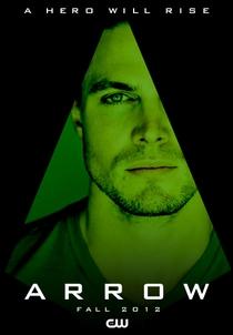 Arrow (1ª Temporada) - Poster / Capa / Cartaz - Oficial 5