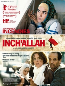 Inch'Allah - Poster / Capa / Cartaz - Oficial 2