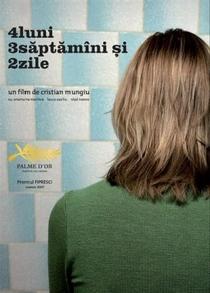 4 Meses, 3 Semanas e 2 Dias - Poster / Capa / Cartaz - Oficial 1