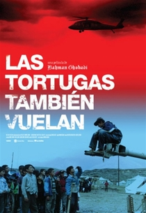 Tartarugas Podem Voar - Poster / Capa / Cartaz - Oficial 10