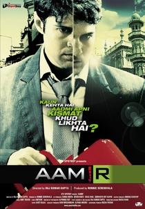 Aamir - Poster / Capa / Cartaz - Oficial 4
