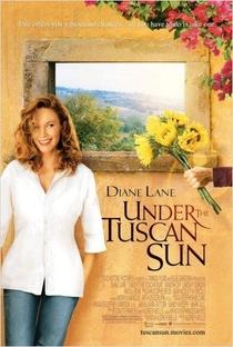 Sob o Sol da Toscana - Poster / Capa / Cartaz - Oficial 1