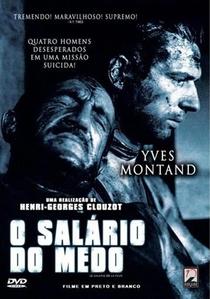 O Salário do Medo - Poster / Capa / Cartaz - Oficial 9
