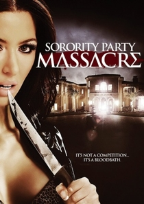 Sorority Party Massacre - Poster / Capa / Cartaz - Oficial 4