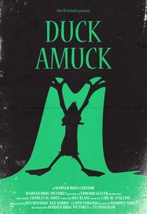 Duck Amuck - Poster / Capa / Cartaz - Oficial 2