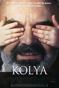 Kolya - Uma Lição de Amor - Poster / Capa / Cartaz - Oficial 4