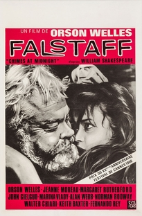 Falstaff - O Toque da Meia Noite - Poster / Capa / Cartaz - Oficial 7