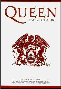 Queen: Live in Japan - Poster / Capa / Cartaz - Oficial 1
