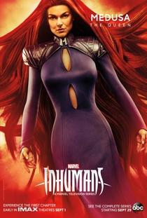 Inumanos (1ª Temporada) - Poster / Capa / Cartaz - Oficial 4