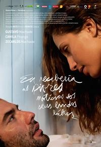 Eu Receberia as Piores Notícias dos Seus Lindos Lábios - Poster / Capa / Cartaz - Oficial 2