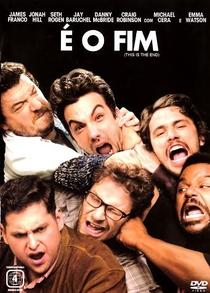 É o Fim - Poster / Capa / Cartaz - Oficial 11