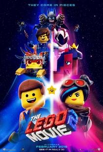Uma Aventura LEGO 2 - Poster / Capa / Cartaz - Oficial 3