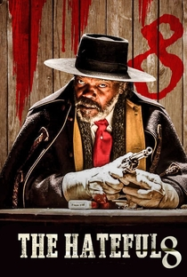 Os Oito Odiados - Poster / Capa / Cartaz - Oficial 20