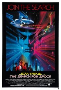Jornada nas Estrelas III: À Procura de Spock - Poster / Capa / Cartaz - Oficial 7
