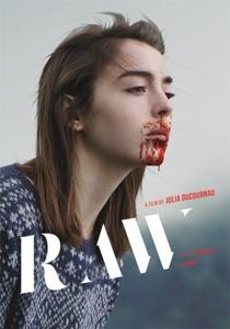 Grave - Poster / Capa / Cartaz - Oficial 2