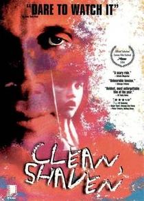 Clean, Shaven - Poster / Capa / Cartaz - Oficial 3