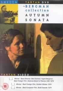 Sonata de Outono - Poster / Capa / Cartaz - Oficial 12