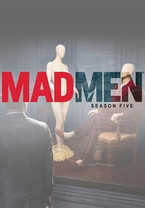 Mad Men (5ª Temporada) - Poster / Capa / Cartaz - Oficial 5
