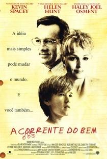 A Corrente do Bem - Poster / Capa / Cartaz - Oficial 2