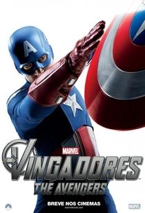 Os Vingadores - Poster / Capa / Cartaz - Oficial 19