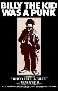 O Pequeno Billy - Poster / Capa / Cartaz - Oficial 1