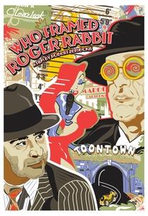 Uma Cilada para Roger Rabbit - Poster / Capa / Cartaz - Oficial 4
