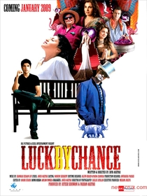 Luck by Chance - Poster / Capa / Cartaz - Oficial 1