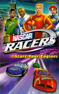 NASCAR Racers - Poster / Capa / Cartaz - Oficial 1