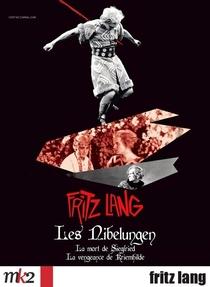 Os Nibelungos Parte 1 - A Morte de Siegfried - Poster / Capa / Cartaz - Oficial 3
