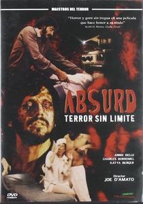 Absurd - Poster / Capa / Cartaz - Oficial 9