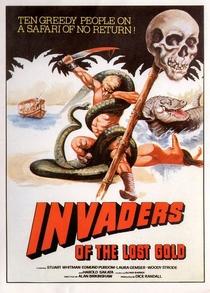 Horror Safari - Poster / Capa / Cartaz - Oficial 3