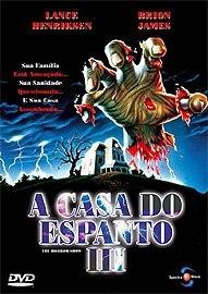A Casa do Espanto III - Poster / Capa / Cartaz - Oficial 1