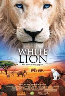 Leão Branco - Poster / Capa / Cartaz - Oficial 1