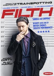 Filth - Poster / Capa / Cartaz - Oficial 6