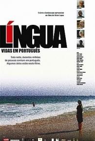 Língua - Vida em Português - Poster / Capa / Cartaz - Oficial 1