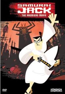 Samurai Jack (1ª Temporada)  - Poster / Capa / Cartaz - Oficial 1