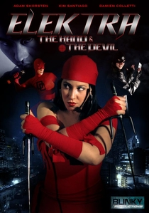 Elektra: The Hand & the Devil - Poster / Capa / Cartaz - Oficial 1