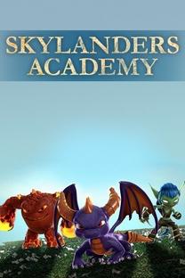 Skylanders Academy (1ª Temporada) - Poster / Capa / Cartaz - Oficial 3
