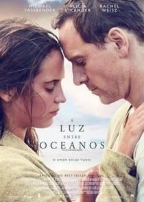 A Luz Entre Oceanos - Poster / Capa / Cartaz - Oficial 3