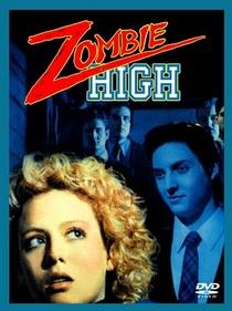 Zombie High - Alunas Muito Especiais - Poster / Capa / Cartaz - Oficial 1